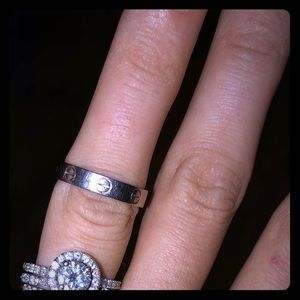 Cartier Jewelry Love Ring Wedding Band Price Drop Poshmark